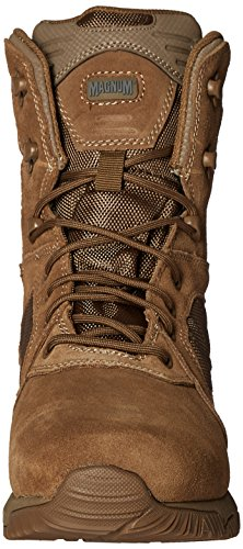 Military Zip Men's Boot Iii Coyote Magnum 8 and Tactical 0 Side Response xO1SfwRfq0