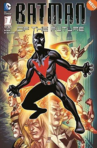 Batman of the Future: Bd. 1: Düstere Zukunft