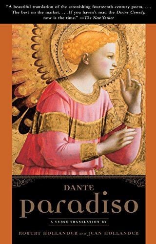 Paradiso by Dante Alighieri/ Hollander, Robert (TRN)/ Hollander, Jean (TRN)