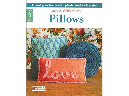 Leisure Arts Best Of Sew News Pillows Bk by LEISURE ARTS