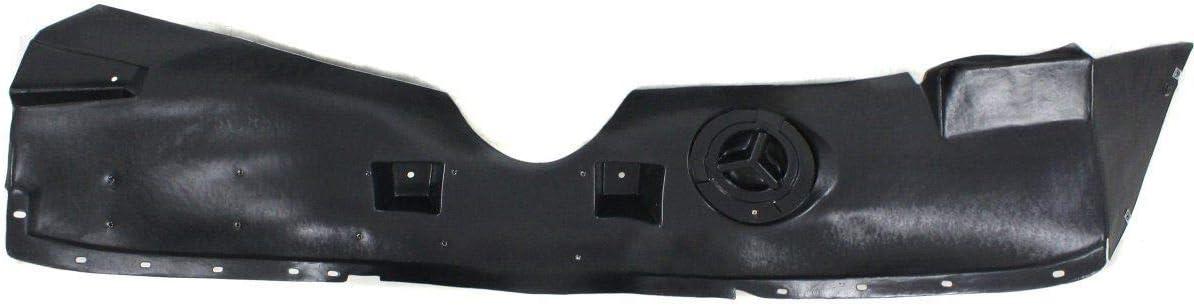 Driver Side Splash Shield For 2010-2013 GMC Terrain Front