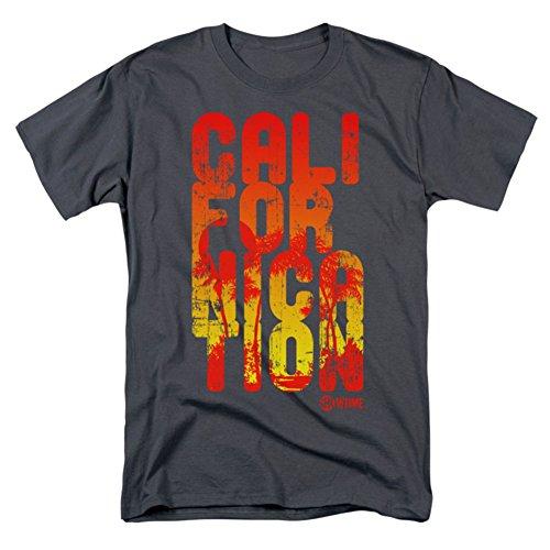 Ptshirt.com-19326-Californication Cali Type Mens Short Sleeve Shirt-B007QXO5JG-T Shirt Design