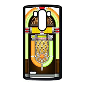 Jukebox LG G3 Cell Phone Case Black Wysyu