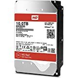 WD Red 10TB NAS Hard Disk Drive - 5400 RPM Class SATA 6 Gb/s 256MB Cache 3.5 Inch - WD100EFAX