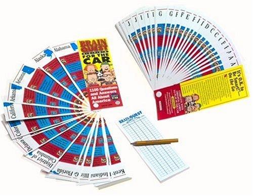 Brain Quest Card Deck (For the Car Brain Quest Card Deck)