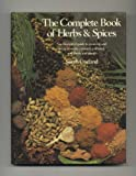 The Complete Book of Herbs and Spices, Sarah Garland, 0671055755