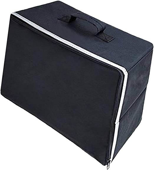 F Fityle Máquina de Coser Plegable Cubierta de Tela para Cremallera Accs Reutilizable Portátil de Prueba de Polvo: Amazon.es: Hogar