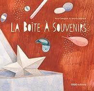 La boîte à souvenirs par Anna Castagnoli