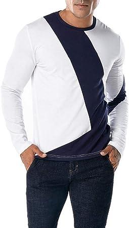 WWricotta LuckyGirls Camisetas para Hombre Camisa de Manga Larga ...