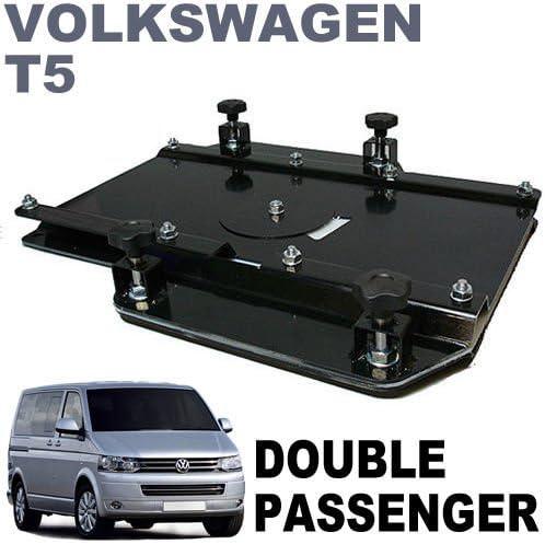 /'18 VW T5 T5.1 T6 Seat Swivel Base RHD Passenger Side Camper Kit Van 2003