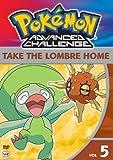 Pokemon Advanced Challenge, Vol. 5 - Take the Lombre Home