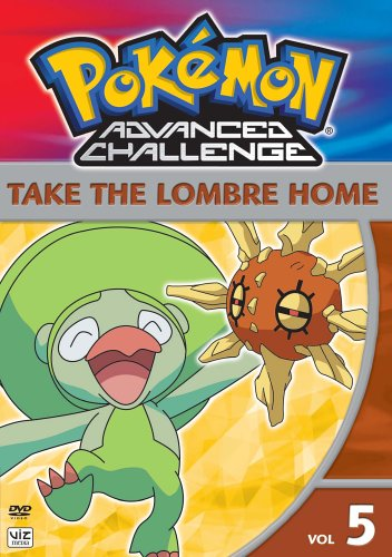 pokemon advanced challenge dvd - 2