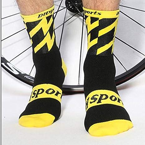 Calcetines de Ciclismo Deportes Bicicleta Correr Clases de ...