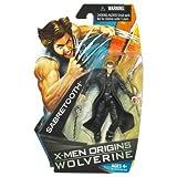 X-Men Origins Wolverine Movie Series 3 3/4 Inch Action Figure Sabretooth by X Men