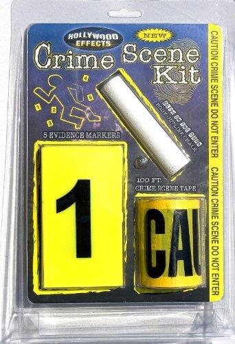 [Crime Scene Kit - Police / CSI / Crime Scene Tape] (Crime Scene Decorations)