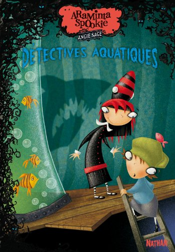 Araminta Spookie (3) Broché – 9 octobre 2008 Angie Sage Jimmy Pickering Anne Delcourt Nathan