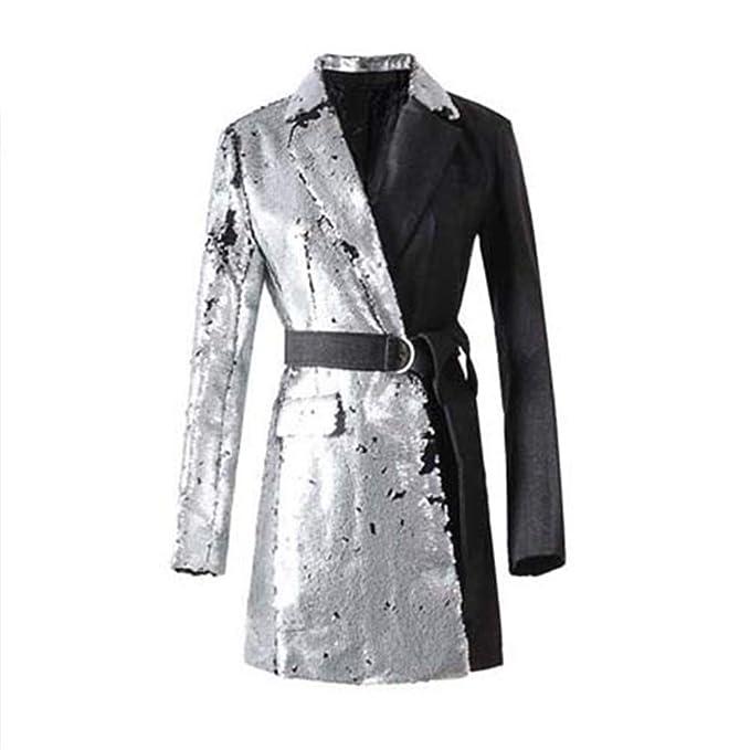 FLYD.T High Street - Chaqueta para Mujer, diseño de retales ...