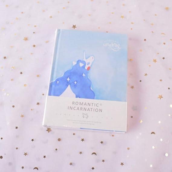 Unicornio de fantasía