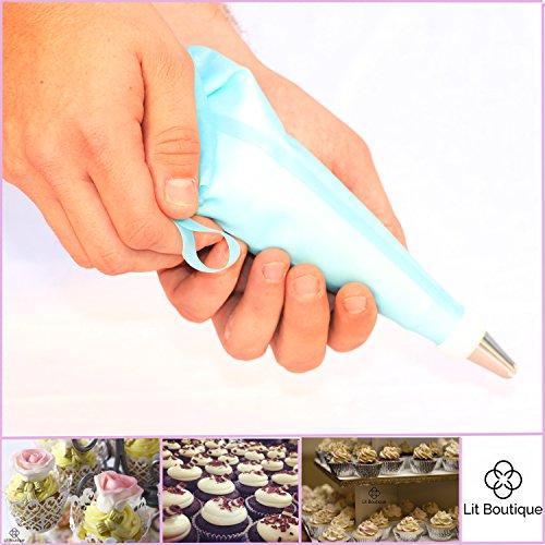 Flower Nail Cake: Cake Decorating Supplies Kit 30 Pcs