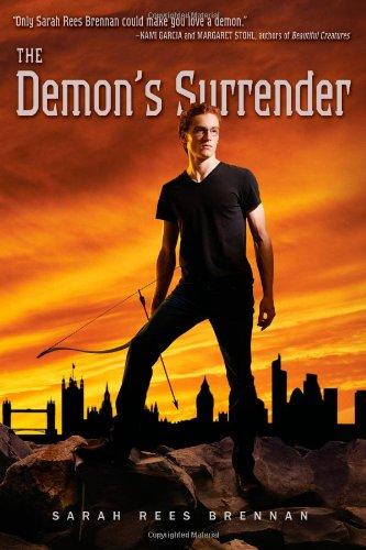 Download The Demon's Surrender (The Demon's Lexicon Trilogy) ebook