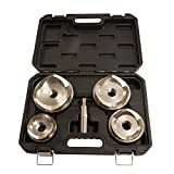 Southwire MP-03PRO Max Punch Large Die Set for Stainless Steel 2 1/2-inch  - 4-inch  - In 1 Case (Drive Unit Not Included)