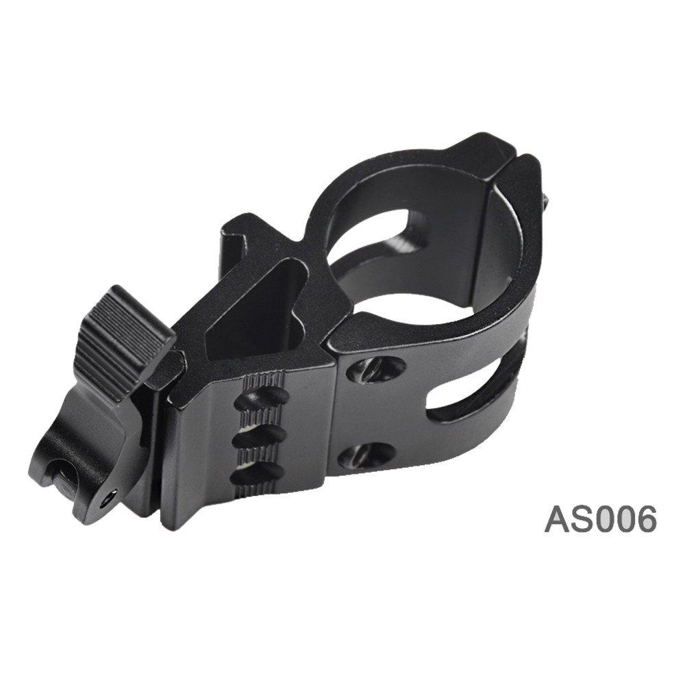 Uniquefire barrel mount QQ09 rifle scope mounting tools gun mount pour UF-T20//1