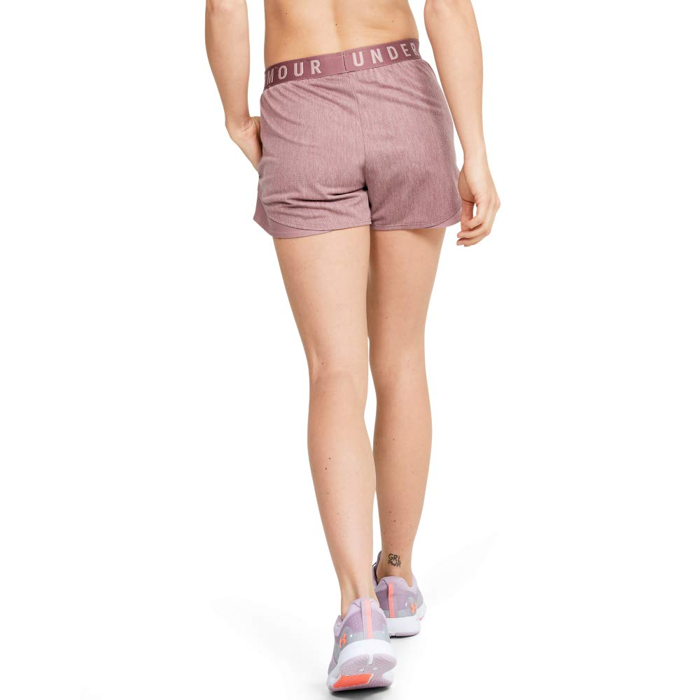 Under Armour Play Up Twist 3.0 Corto Mujer