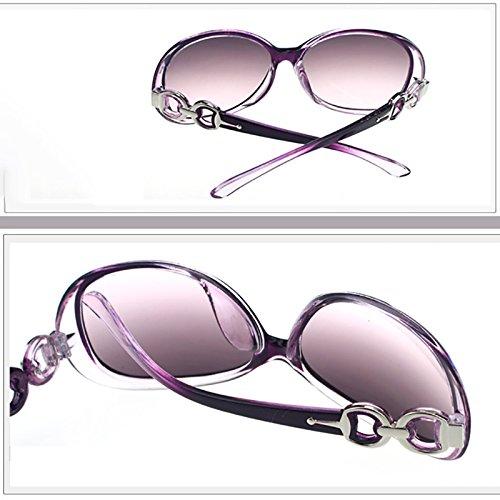 Lens de Monbedos Frame Purple Purple Femme Lunette soleil Frame Lens Purple Purple 4cyfqpSgwy