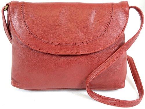 SNUGRUGS, sac bandoulière pour femme Rouge - Rouge