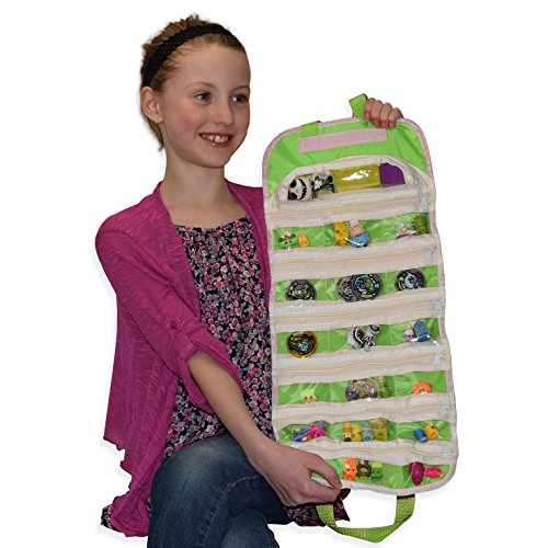 Shopkins Compatible Organizer Collapsible Multi Pocket product image