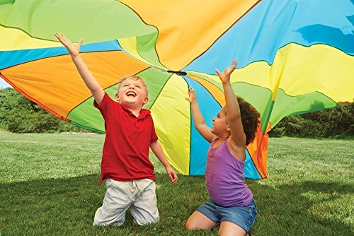 Kidoozie Playtime Parachute Toy Encourages product image