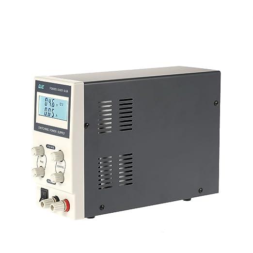 2 opinioni per KKmoon 0-60V 0-5A 3 Cifre Variabile Digitale Regolamentato DC Switching