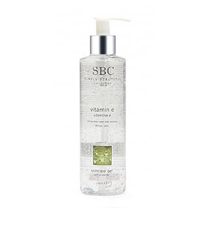 SBC Vitamina E Gel para el cuidado de la piel