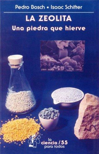 Descargar Libro La Zeolita. Una Piedra Que Hierve: 0 Isaac Schifter
