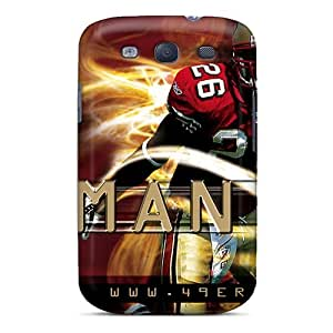 Hot San Francisco 49ers First Grade Tpu Phone Case For Galaxy S3 Case Cover