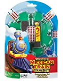 POOF-Slinky 0X5478 Ideal Mexican Train Game Set with Electronic Sound Effect Game Hub and Train Markers, Baby & Kids Zone