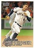 2016 Topps Stadium Club Baseball #291 George Springer Houston Astros