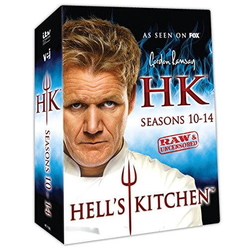 Hell's Kitchen Seasons 10 to 14 by