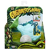 Gigantosaurus Bill's Bubble Toy Vehicle Bounces