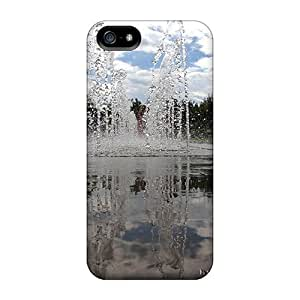 Iphone 5/5s Well-designed Hard Cases Covers Dejctr 1000 City Night Protector