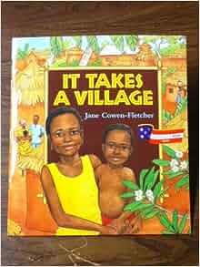 It takes a village book