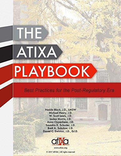 Books : The ATIXA Playbook