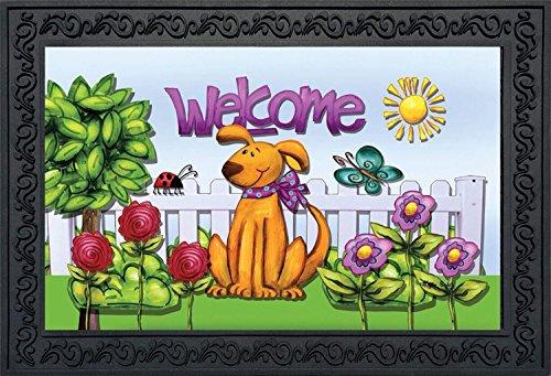 Welcome Spring Doormat Ladybug Outdoor product image