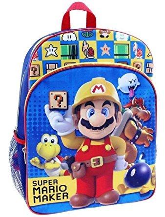 Nintendo Super Mario School Backpack