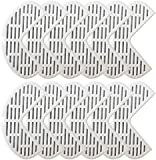 Pioneer Pet Replacement Filters for Ceramic and Stainless Steel Fountains, 12-Filters (Quality Improved!)
