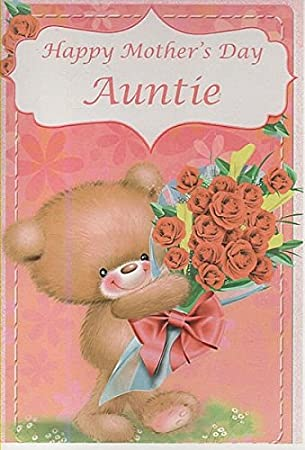 happy mother s day auntie amazon co uk office products