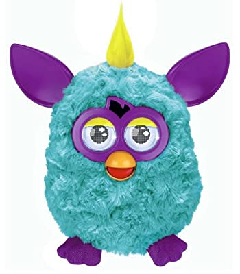 Furby Tealpurple from Furby