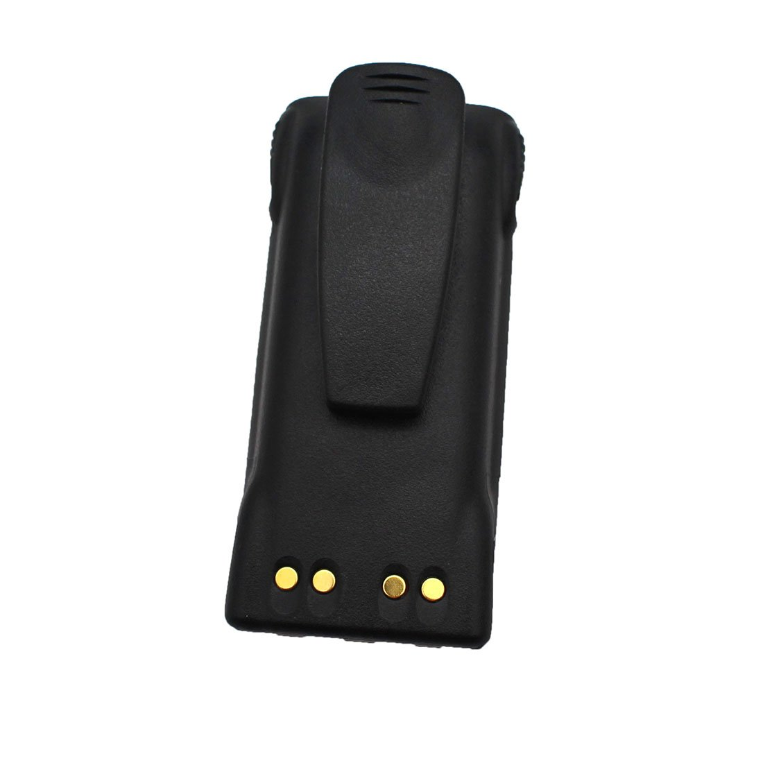 Belt Clip GoodQbuy 1500mAh NI-MH Replacement Battery for Motorola Radio HT750 HT1250 GP320 GP328 GP338 HNN9008 HNN9008A HNN9008AR HNN9008H HNN9009 HNN9012