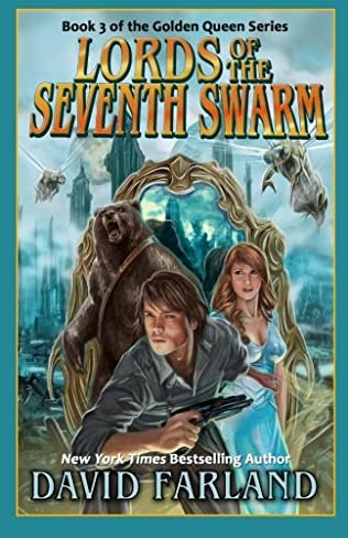 book cover of Lords of the Seventh Swarm