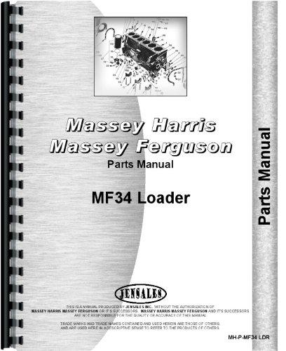 Download Massey Ferguson 34 Industrial Loader Attachment Parts Manual ebook